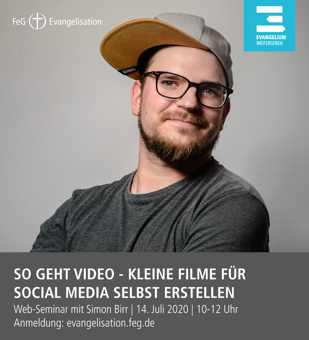FeG Evangelisation | So geht Video